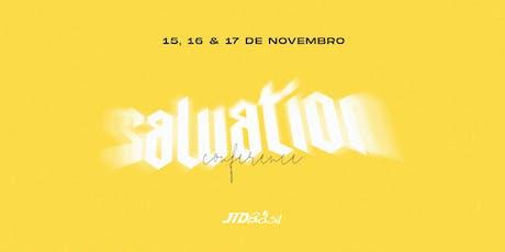 Conferência JID Brasil 2019 - Salvation ingressos
