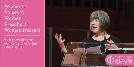 Women's Voices V:  Women Preachers, Women Hearers tickets