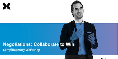 Negotiations: Collaborate to Win Complimentary Workshop