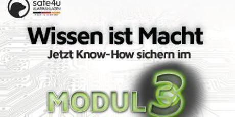 Modul-Schulung Nr. 3 - Thema Akquise Tickets