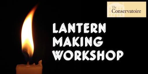 Village Day Lantern Making 2019