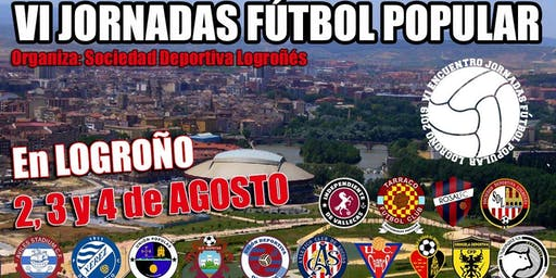 VI Encuentro de Fútbol Popular