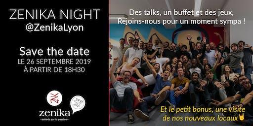 Zenika Night : échanges, talks et convivialité au programme !