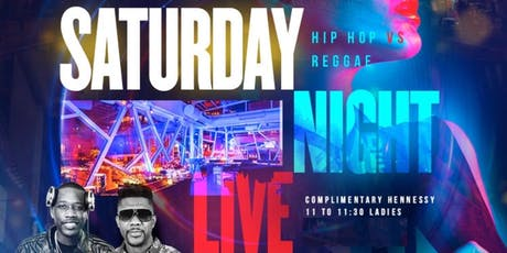 SATURDAY NIGHT LIVE - ROOFTOP TIME SQUARE tickets