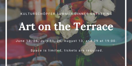 Art on the Terrace Tickets