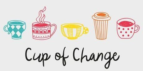 #CupofChange Northwich by Collaborate Out Loud tickets