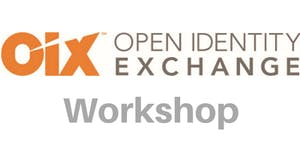 OIX Workshop - 12th December 2019