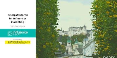 """Workshop """"Erfolgsfaktoren im Influencer Marketing"""" - Salzburg"""
