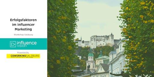 """""""Erfolgsfaktoren im Influencer Marketing"""" -  @Coworking Salzburg"""