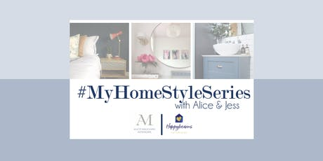 #MyHomeStyleSeries: Colour Your Home tickets
