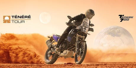 Yamaha Ténéré 700 Demo Tour Tickets