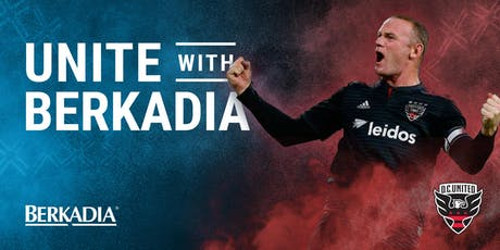 Unite with Berkadia at the DC United Game tickets