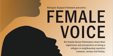 Female Voice: film screening tickets