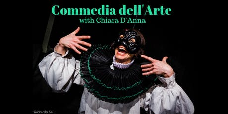 COMMEDIA dell'ARTE WORKSHOP tickets