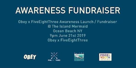 OBEY x FiveEightThree Awareness Fundraiser / Gay Rights Are Human Rights tickets