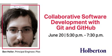 Collaborative Software Development with Git and GitHub tickets