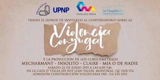 Foro hispano sobre la violencia conyugal