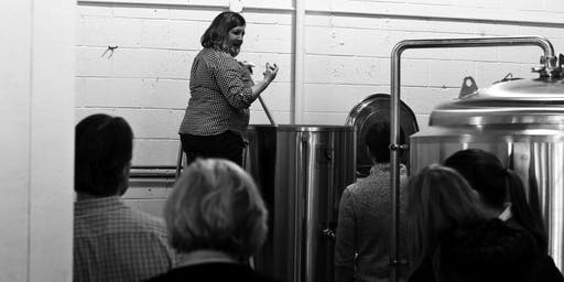 Beer Boot Camp with Brewmaster Elaine St. Clair