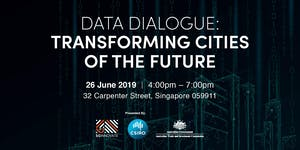 Data Dialogue: Transforming Cities of the Future