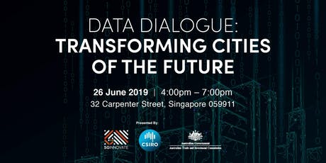 Data Dialogue: Transforming Cities of the Future tickets