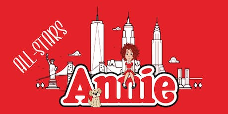 """ACT All-Stars Present: """"Annie"""" The Musical billets"""