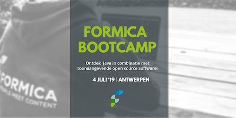 Formica Bootcamp tickets