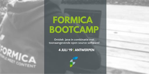 Formica Bootcamp