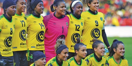 Reggae Girlz World Cup Viewing: Tuesday June 18 - Jamaica v Australia tickets