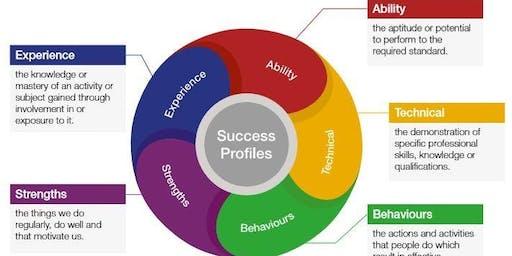 Success Profile Workshop - For Panel Members