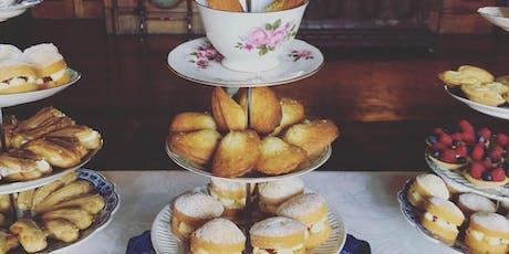 Afternoon Tea @ Ayton Castle tickets