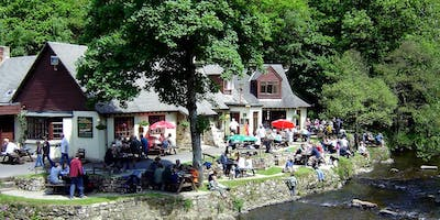 Pi Singles Sunday Lunch at Fingle Bridge