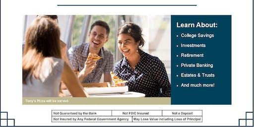 Dinner & Financial Planning