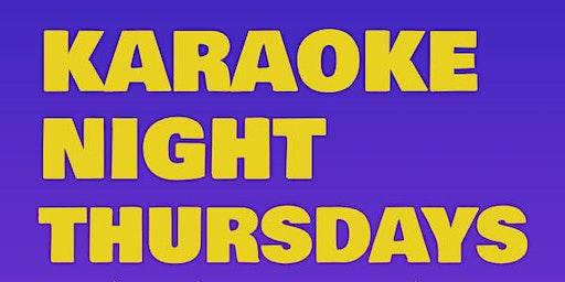 KARAOKE NIGHT at TGIFRIDAY'S - UNIVERSITY