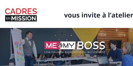 Atelier RH Me & My BOSS / Meylan tickets