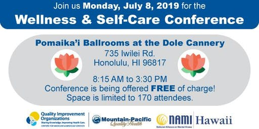 Wellness & Self-Care Conference