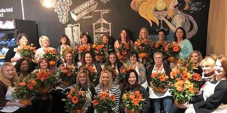 Pumpkins and Petals at Nordstrom Galleria tickets