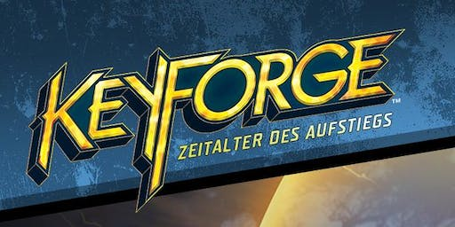 KeyForge Discovery Pods - ComicCon Germany - Stuttgart