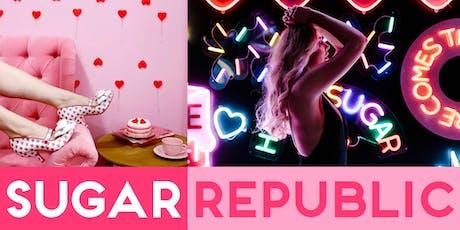 Sugar Republic Gold Coast - Sat July 20 NIGHT SESSION tickets