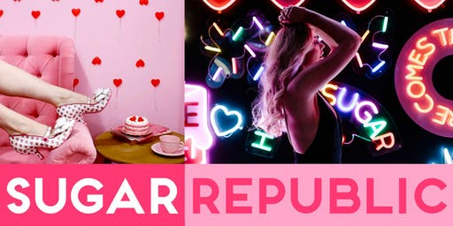 Sugar Republic Gold Coast - Sat July 20 NIGHT SESSION