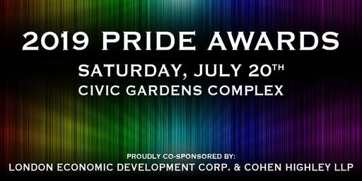 2019 Pride London Festival Awards