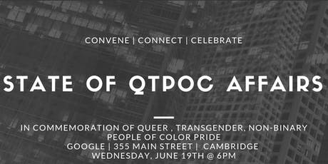 2nd Annual State of QTPOC Affairs - LOCS Collective's Forum tickets