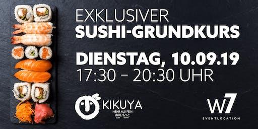 Exklusiver Sushi-Grundkurs by Kikuya Stuttgart