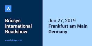 BricsCAD International Roadshow - Frankfurt