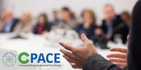 Rhode Island C-PACE Contractor Workshop tickets