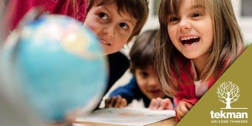 365 VUELTAS A LA EDUCACIÓN En Bs. As. Colegio Montserrat de Barcelona