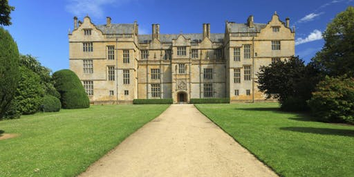 Tottington Hall comes to Montacute House (30 September - 6 October tickets)