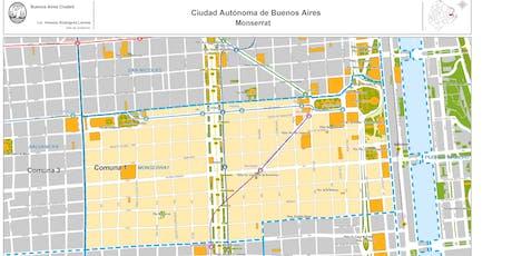 Locaciones de Buenos Aires en Constitución y Monserrat Sur entradas