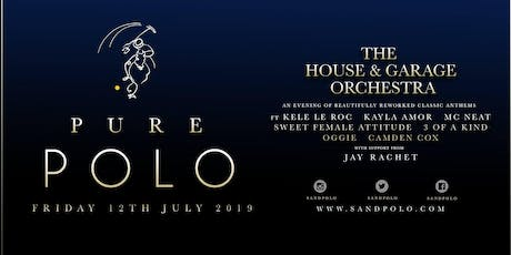 Sandpolo After Party W./ The House & Garage Orchestra tickets