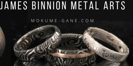 Mokume-Gane Metal Techniques with James Binnion
