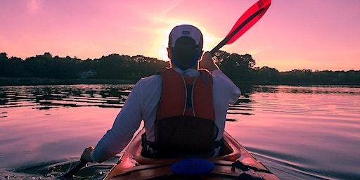 NJspots Kayak Meetup at Spruce Run